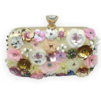 Violetta Clutch Gold II