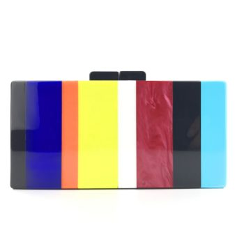 Acrylic Multi Clutch