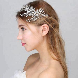 Bianca Headpiece Gold
